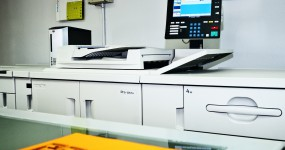 Impresión de libros bajo demanda