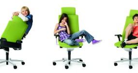silla on niños