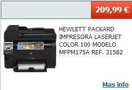 oferta impresora amabar papeleria online