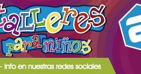 Los findes llegan… ¡los talleres de Amábar!